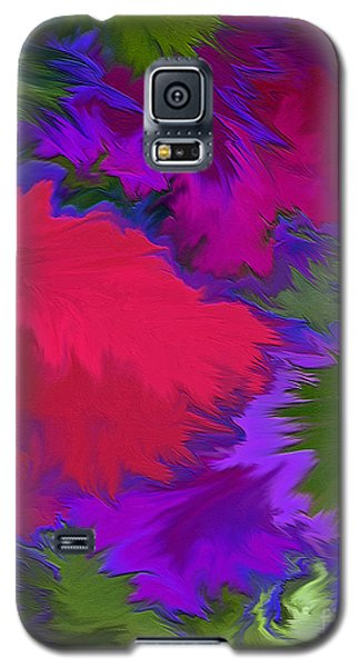 Galaxy S5 Case featuring the photograph Tropicana by Patricia Griffin Brett