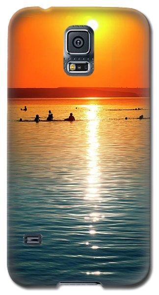 Tropicana Swimming Galaxy S5 Case