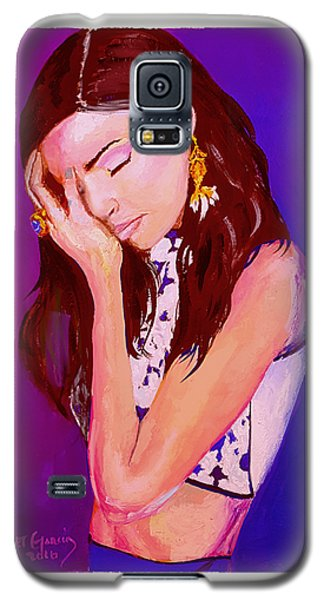 Troubled Galaxy S5 Case