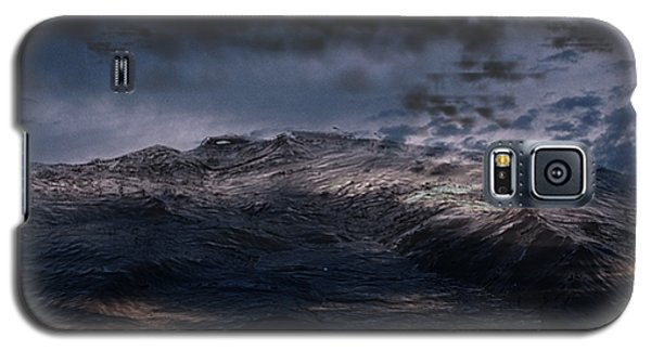 Troubled Waters Galaxy S5 Case