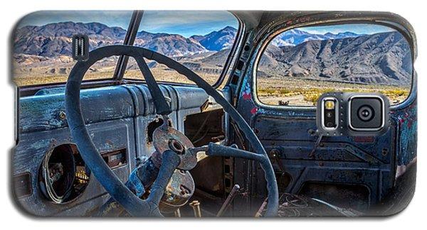 Truck Desert View Galaxy S5 Case