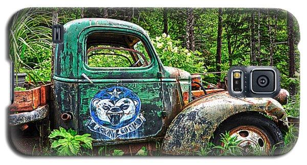 Truck Planter Crow Creek Galaxy S5 Case