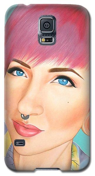 True Beauty - Jerica Wentzell Galaxy S5 Case by Malinda Prudhomme