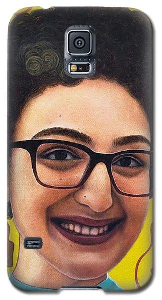 True Beauty - Sheba Devonish Galaxy S5 Case by Malinda Prudhomme