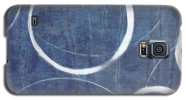 True Blue Ensos Galaxy S5 Case by Julie Niemela
