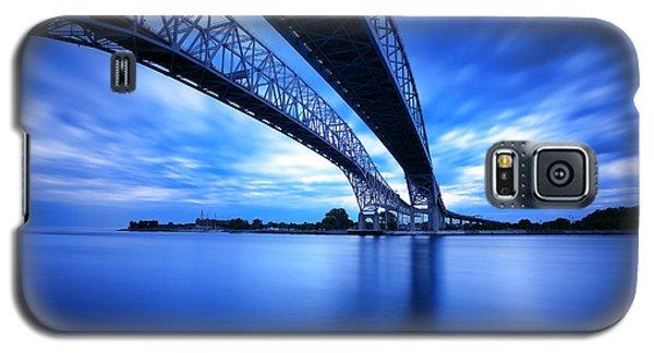 True Blue View Galaxy S5 Case by Gordon Dean II