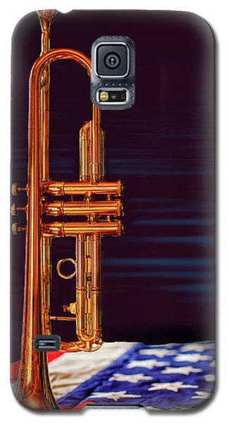 Trumpet-close Up Galaxy S5 Case