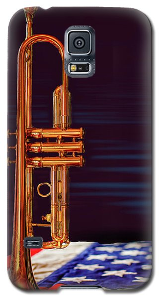 Trumpet-close Up Galaxy S5 Case