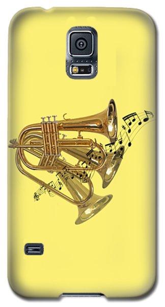 Trumpet Fanfare Galaxy S5 Case