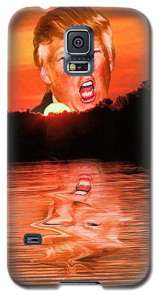 Trumpset 3 Galaxy S5 Case