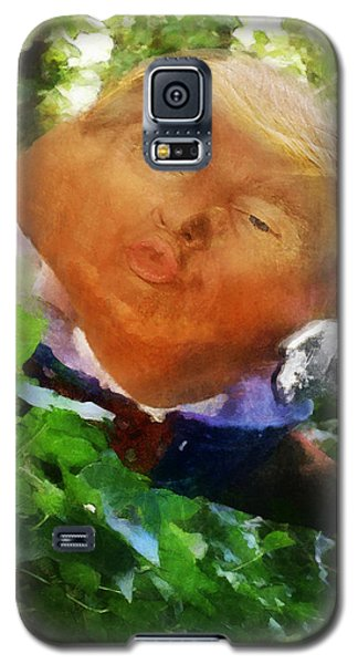 Trumpty Dumpty San On A Wall Galaxy S5 Case