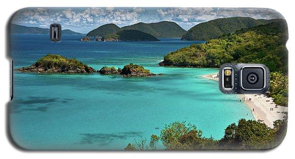 Trunk Bay Overlook Galaxy S5 Case by Harry Spitz
