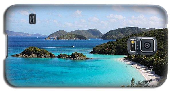 Trunk Bay, St. John Galaxy S5 Case