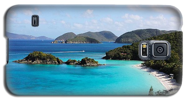 Trunk Bay, St. John Galaxy S5 Case