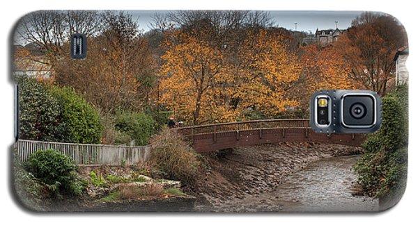 Galaxy S5 Case featuring the photograph Truro River by Brian Roscorla