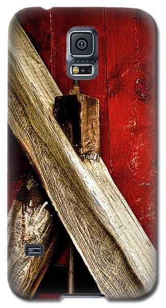 Trussed Bridge Galaxy S5 Case