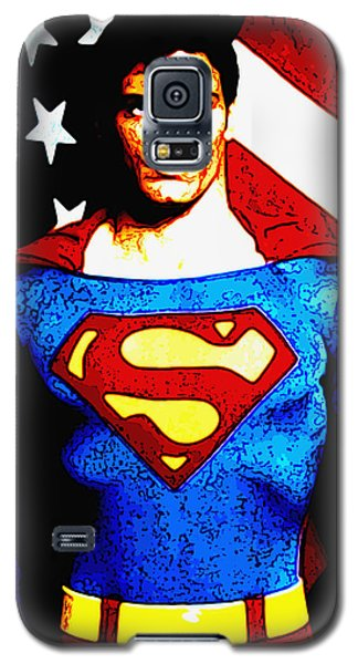 Truth And Jusice Galaxy S5 Case by Saad Hasnain