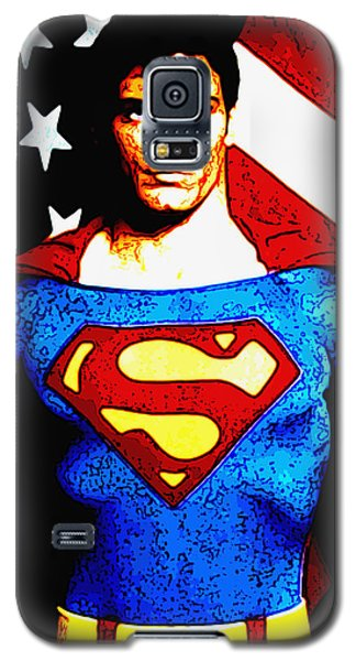 Truth And Jusice Galaxy S5 Case
