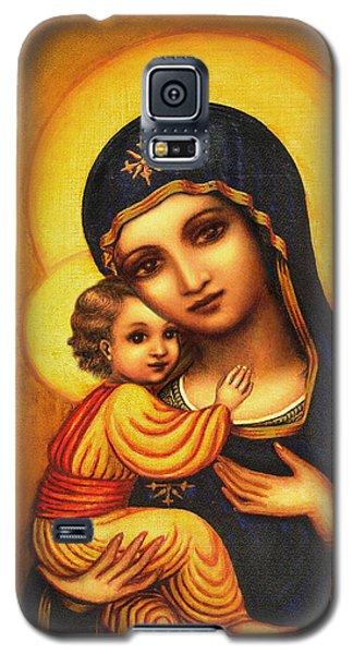Tryptichon Madonna Galaxy S5 Case