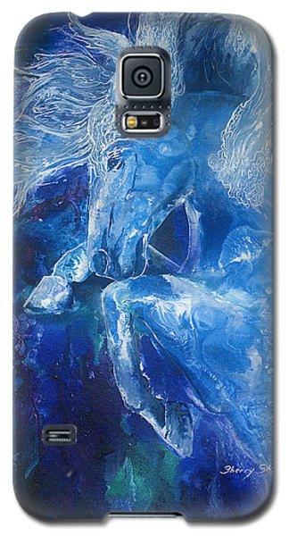 Tsunami Water Horse Galaxy S5 Case