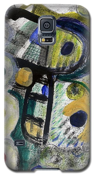 A Perfect Cloudy Day Galaxy S5 Case