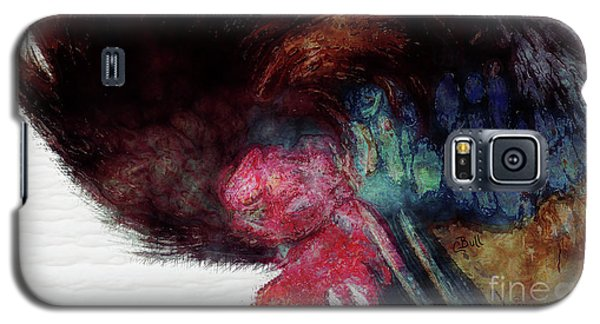 Galaxy S5 Case featuring the photograph Tucked In For The Night by Claire Bull