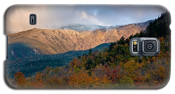 Tuckermans Ravine In Autumn Galaxy S5 Case