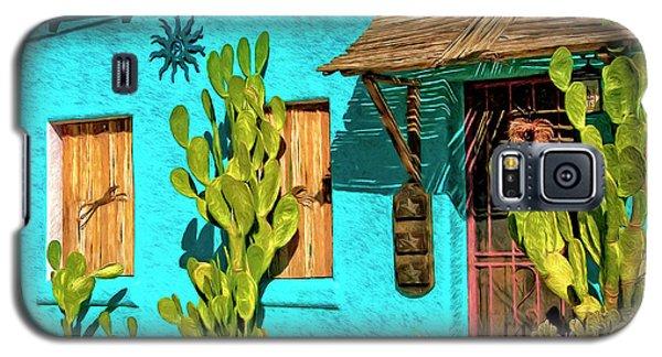 Tucson Blue Galaxy S5 Case