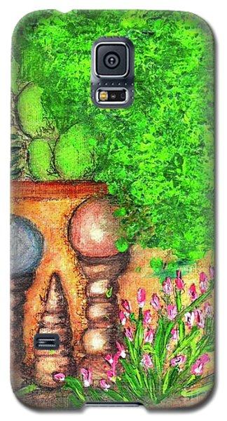 Tucson Garden Galaxy S5 Case