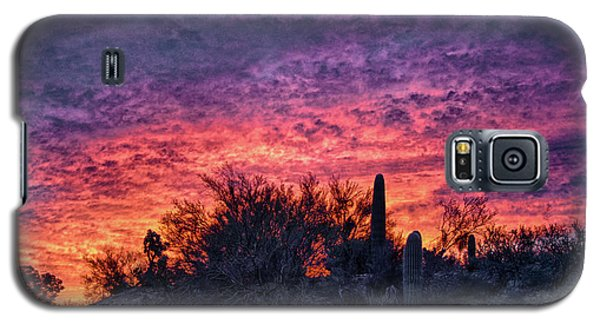 Tucson Sunrise Galaxy S5 Case