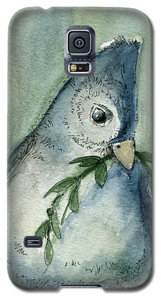 Tufted Tit Galaxy S5 Case