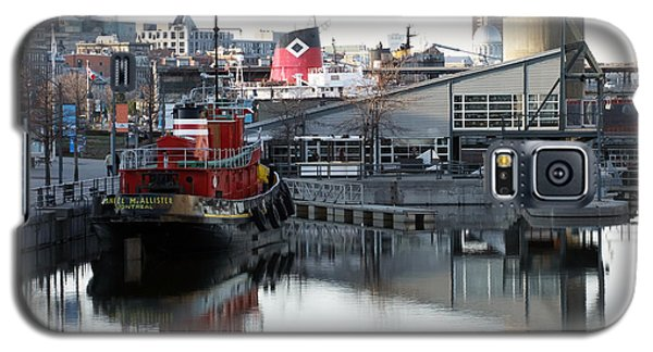 Tugboat 2 Galaxy S5 Case by Robert Knight