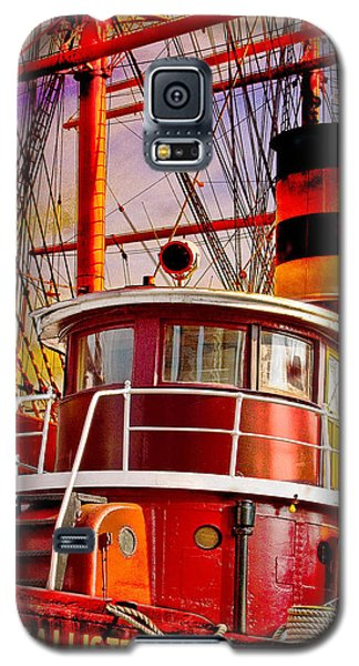 Tugboat Helen Mcallister Galaxy S5 Case