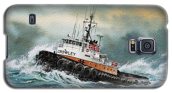 Tugboat Hunter Crowley Galaxy S5 Case