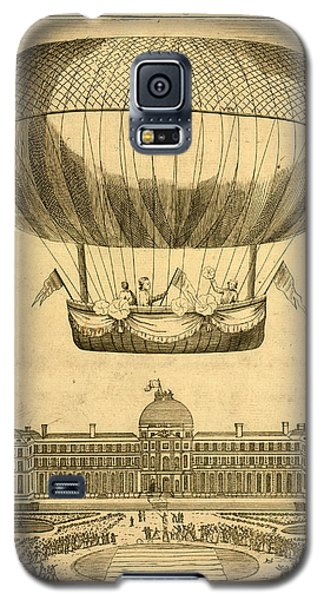 Tuileries Garden, Paris Galaxy S5 Case