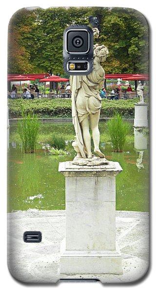 Tuileries Trollop Galaxy S5 Case