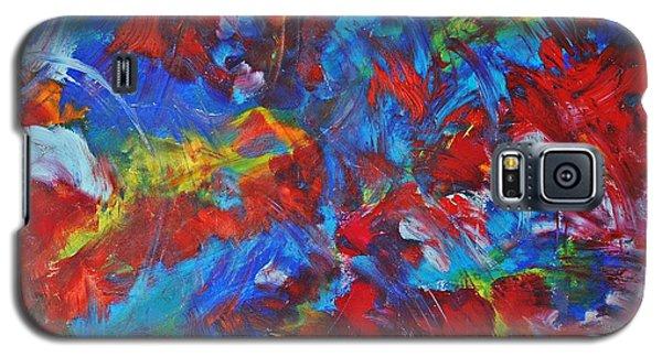 Tulip Field Galaxy S5 Case