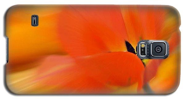 Tulip In Motion Galaxy S5 Case