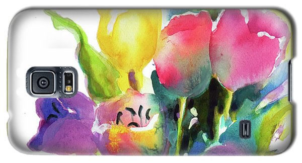 Tulip Pot Galaxy S5 Case