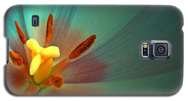 Galaxy S5 Case featuring the photograph Tulip Trends by Gwyn Newcombe