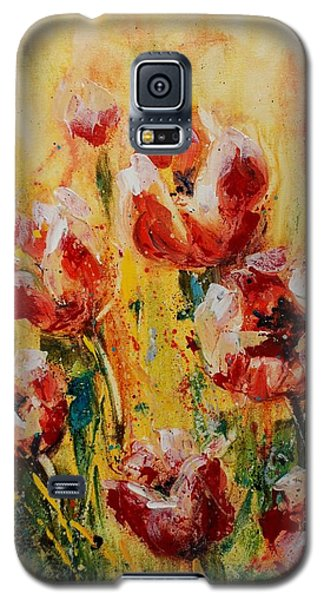Tulip Waltz Galaxy S5 Case