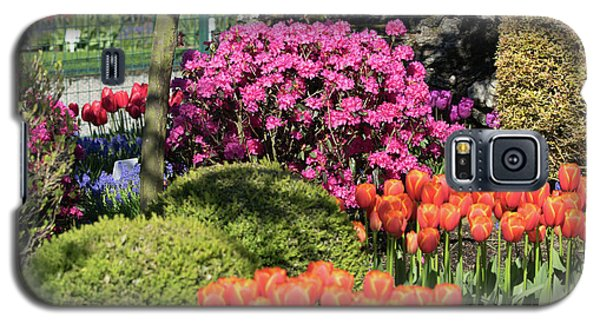 Tulips And Rhodies Galaxy S5 Case