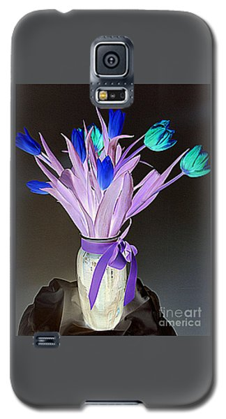 Tulips Cancer 1 Galaxy S5 Case