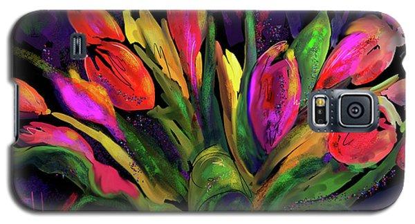 Tulips Galaxy S5 Case