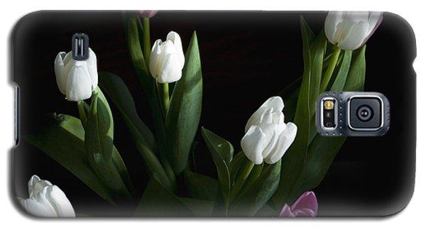 Tulips Galaxy S5 Case by Rhonda McDougall