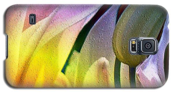 Tulips Secret Galaxy S5 Case
