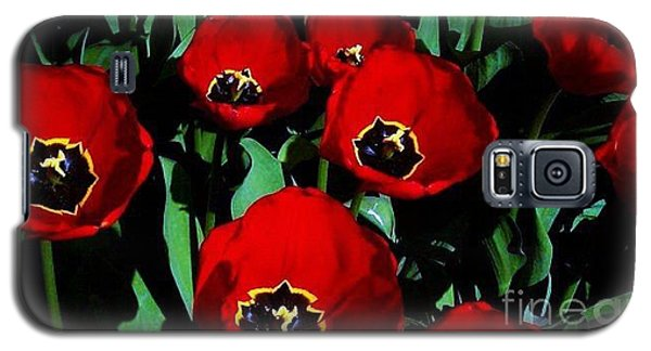 Tulips Galaxy S5 Case by Vanessa Palomino
