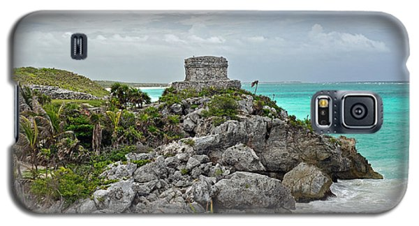 Tulum Mexico Galaxy S5 Case