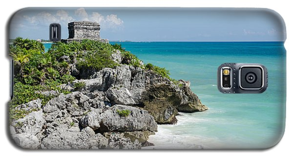 Tulum Ruins Galaxy S5 Case