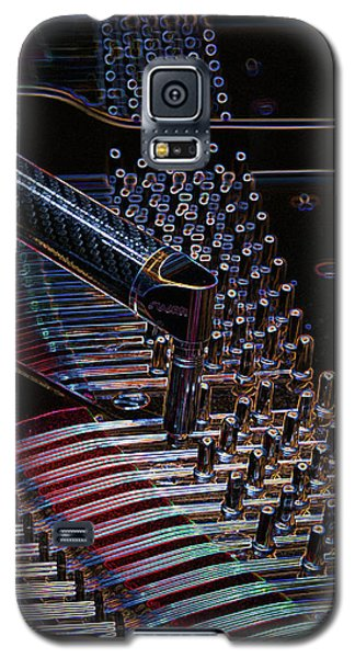Tuning A Steinway For Jazz Galaxy S5 Case